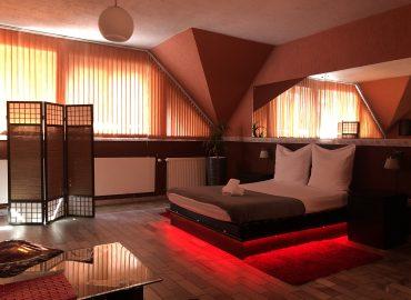 Apartament Love Sypialnia